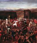 Conchistadorii au văzut OZN-uri în Peru