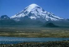 Parcul Sajama, Bolivia sursa foto Wikipedia