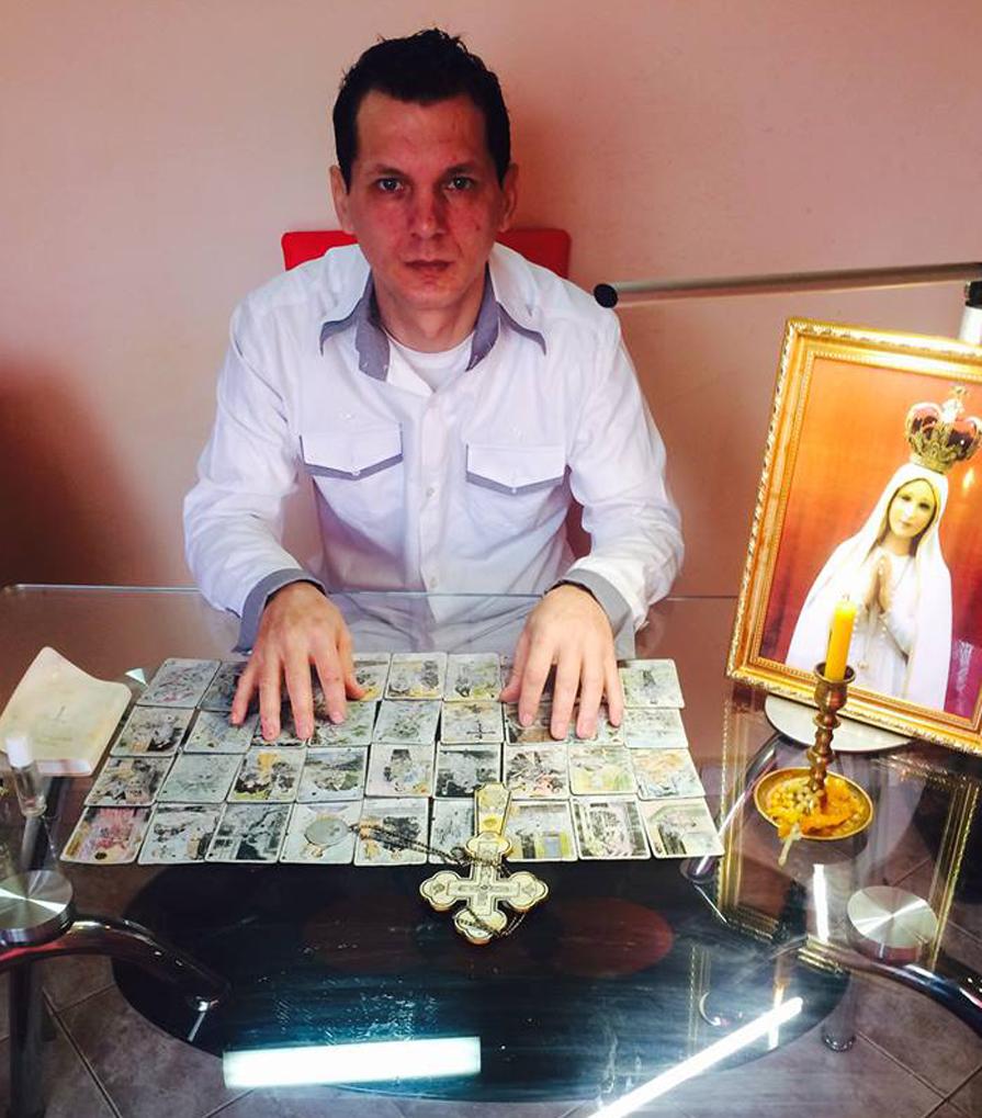 Prezicatorul astrolog clarvăzător Gergely a rezolvat un caz teribil de omucidere
