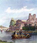 OZN-uri în Evul Mediu la Avignon, Franţa (1699)