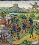 Extratereştrii s-au bătut pe cerul de la La Haye, Ţările de Jos (mai 1646)