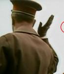 Hitler a fost observat de un OZN în timpul invaziei naziste în Cehoslovacia