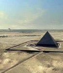 Una dintre piramidele egiptene a explodat acum 12.000 de ani?