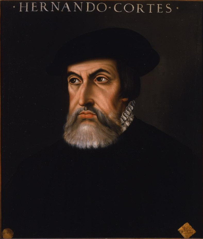 Hernán Cortés, sursa Wikipedia