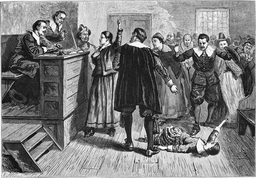 Ilustratie de Mary Walcott, Wikipedia.