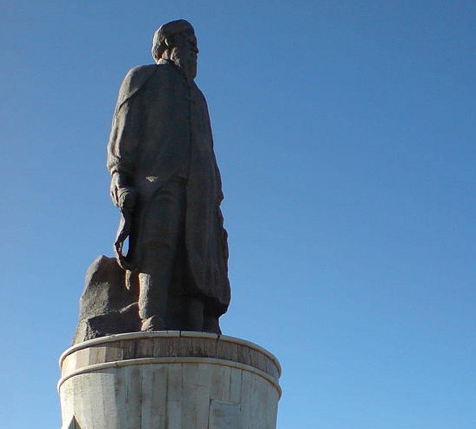 Statuia lui Abu Shakur Balkhi