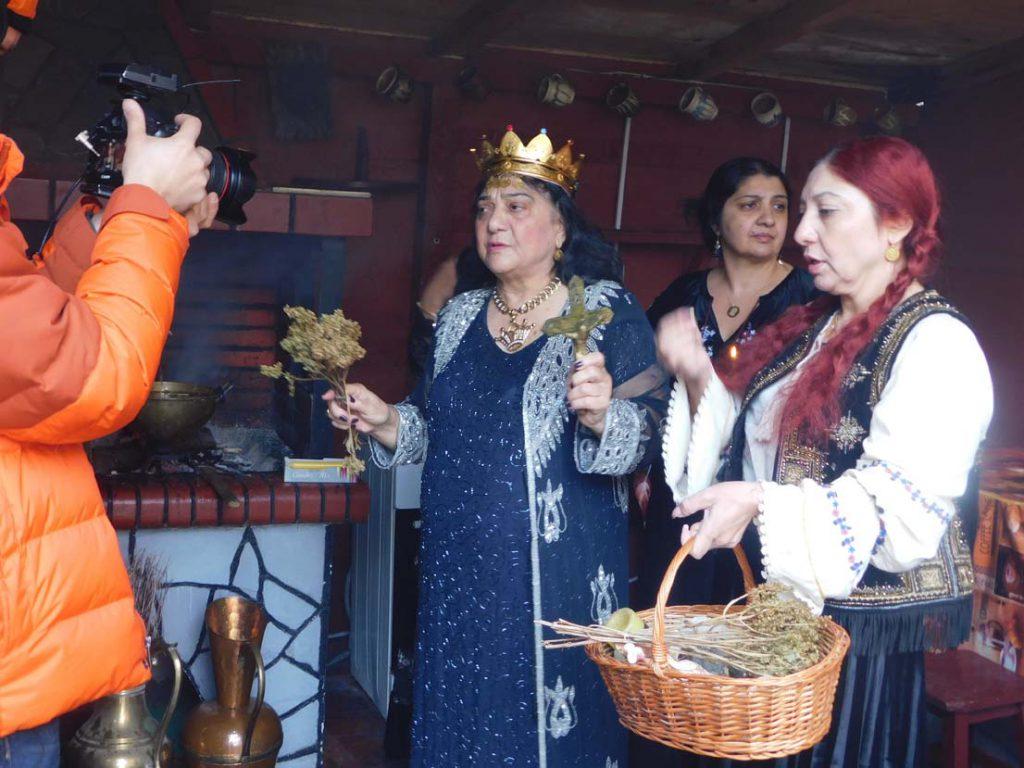 DSCN1879 Regina Magiei Albe din România, Maria Câmpina