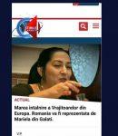 Cunoscuta clarvăzătoare Mariela din Galați va conduce congresul vrăjitoarelor din România de sfânta Maria