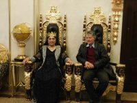 Regina magiei albe din România Maria Câmpina 889