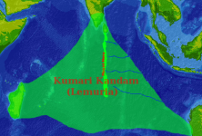 Sursa Image:Indian Ocean bathymetry srtm.png., Wikipedia.
